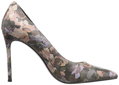 Pour La Victoire Womens Celeste Dress Pump Midnight Floral