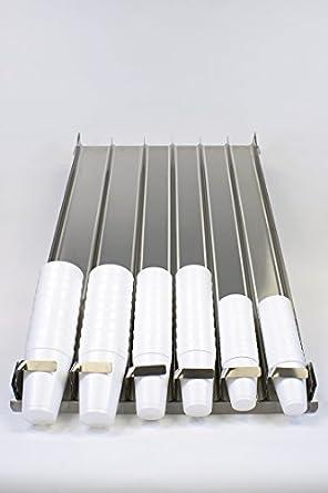 Amazon Com Ordermatic Restaurant Stainless Steel 6 Column