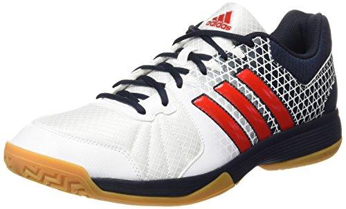 Homme Chaussures Pour Adidas Ligra 4 De Handball Blanc rOwqOxYP