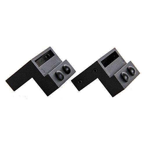 Homedeco hardware steel stopper limit device for sliding for Sliding barn door track and rollers
