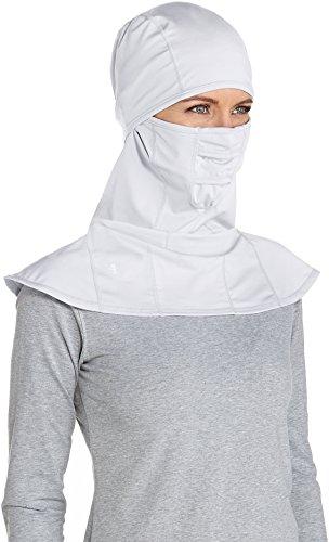 Coolibar UPF 50+ Unisex Sun Mask - Sun Protective (Large/X-Large- - Face Large Large/x Mask
