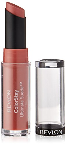 REVLON ColorStay Ultimate Suede Lipstick, Longwear Soft, Ultra-Hydrating High-Impact Lip Color, Formulated with Vitamin…