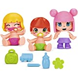 Pinypon–e Bambini (Famosa) Pack da 3 A