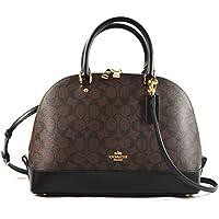 Signature Sierra Satchel Crossbody Bag Purse Handbag