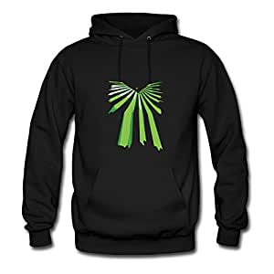 Black Industrial Night Elegent Design X-large 100% Cotton Women Hoodies