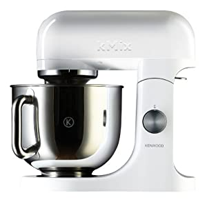 kenwood kmix kmx50 stand mixer white. Black Bedroom Furniture Sets. Home Design Ideas