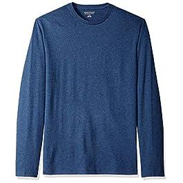 Amazon Essentials Men's Slim-Fit Long-Sleeve T-Shirt title