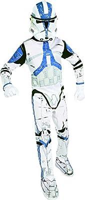Rubie's Kid's Clone Trooper Star Wars Costume