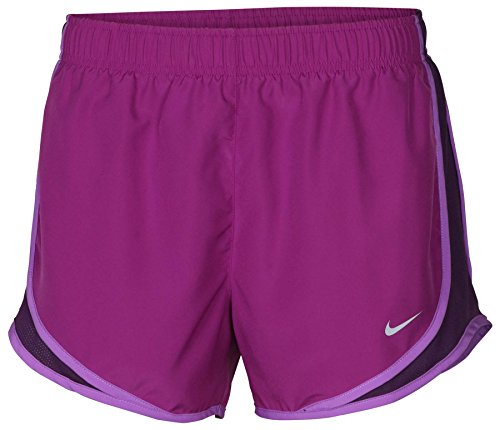 ntrast Trim Running Shorts Purple M ()