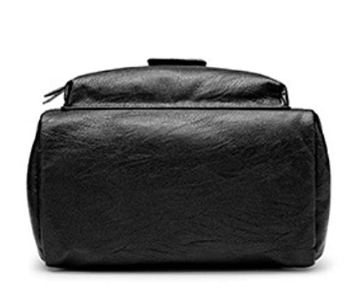 Duyangang Grande Black Capacité Simple College Dos À Sac Temperament Lady grvq7gP