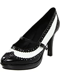 Ellie Shoes Women's 414-Flapper Pump