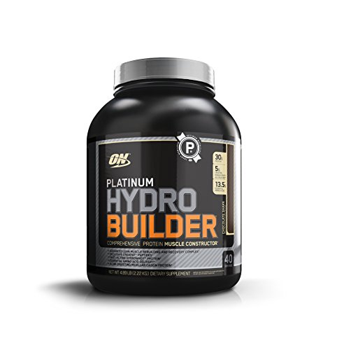 Optimum Nutrition Platinum Hydrobuilder Chocolate