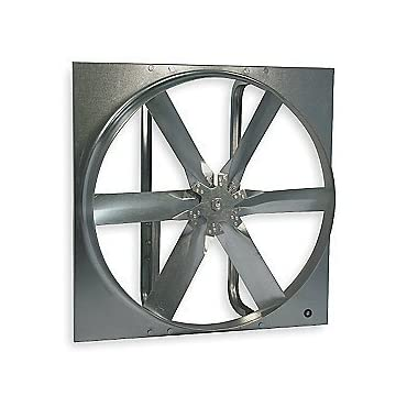 Dayton Dayton Exhaust Fan, 24 In, Less Drive Package, 1WDB9 New