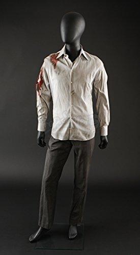 Original Movie Prop - Cloverfield - Rob Hawkins' (Michael Stahl-David) Bloody Costume - Authentic - Original Movie Props And Costumes