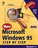 More Microsoft Windows 95 Step by Step, Catapult, Inc. Staff, 1556158882