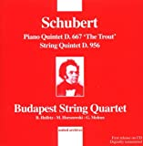 "Schubert: Piano Quintet, Op. 114, D. 667 (""The Trout""); String Quintet, Op. Post. 163, D. 956 (Recorded 8 May 1950, Washington [Trout] and 16 September 1941, New York [String Quintet])"