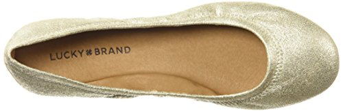 Washed Emmie Gold Brand Flats Ballet Lucky Women's Pxg1gO