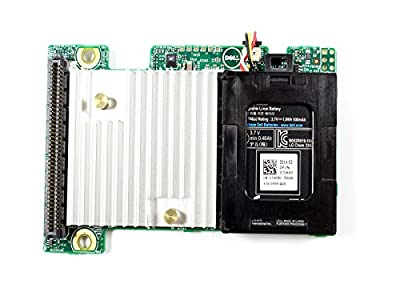 Dell PERC H710P 1GB NV Mini Blade RAID Controller PK2W9 by Dell