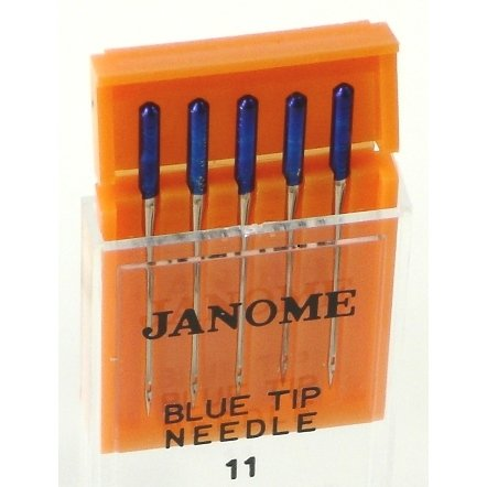 Janome Blue Tip Needles for All Models ()