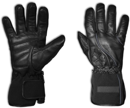 StrongSuit 20800-XXL Stroker Cold-Weather Motorcycle Gloves, 2X-Large