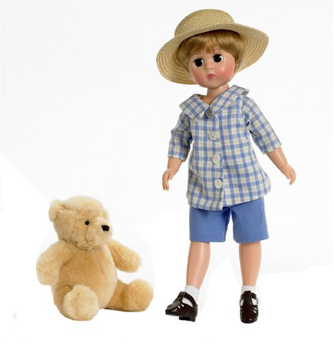 "Madame Alexander Dolls Lissy As Christopher Robin and Pooh, 12"", Disney Favorites Doll Limited Edition from Madame Alexander Dolls"