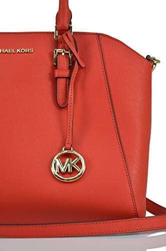 Michael Kors Sac Ciara 35H5GC6S3L Dk Sangria Femme Rouge Neuf