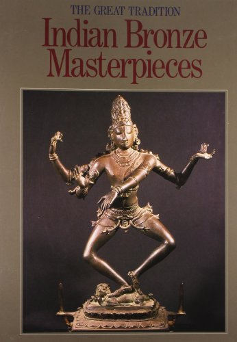 Indian Bronze Masterpieces: the great (Limited Edition Bronze Sculpture)