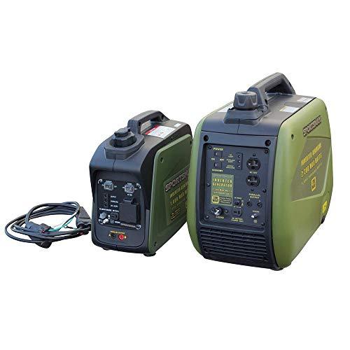 Sportsman 3,000-Watt/2,500-Watt Gasoline Powered Portable Inverter Generator Kit with Parallel Kit Uncategorized