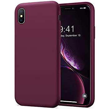 Amazon.com: OTOFLY iPhone Xs Case/iPhone X Case,Ultra Slim ...