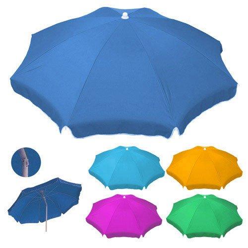 Sombrilla de playa de 180 cm por solo 17,40€