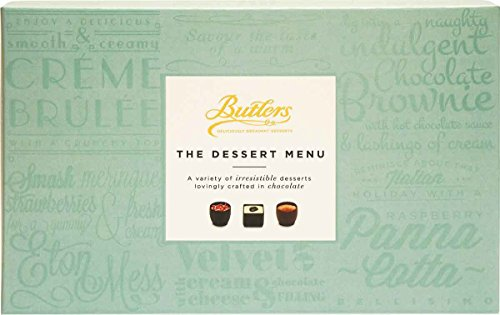 Expert choice for butlers chocolate with hazelnuts
