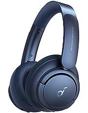 Soundcore by Anker Life Q35 Multi Mode Active Noise Cancelling Headphones, słuchawki Bluetooth z LDAC dla Hi Res Wireless Audio, 40H Playtime, wygodne dopasowanie, wyraźne połączenia, dla domu, pracy, podróży