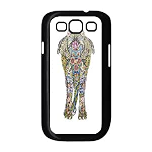 Elephant Pattern Hard Case Cover Back Skin Protector For For Samsung Galaxy S3 Case FKGZ423251