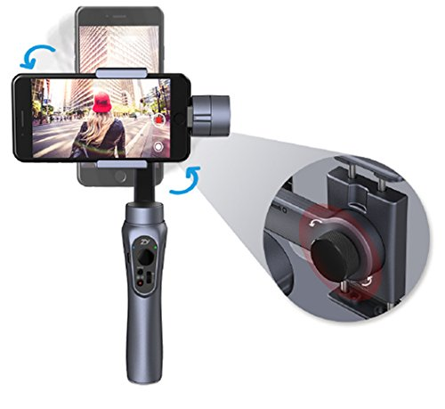Zhiyun Smooth-Q 3-Axis Handheld Gimbal Stabilizer for Smartp