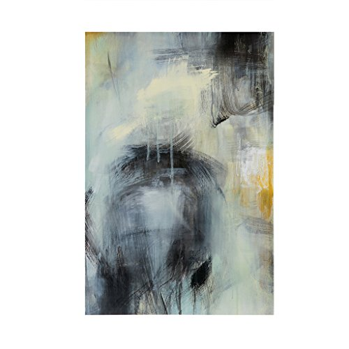 Madison Park Tranquility Grey Canvas Wall Art 24X36 2 Piece Multi Panel, Contemporary Modern Wall Décor - 24 Contemporary Canvas