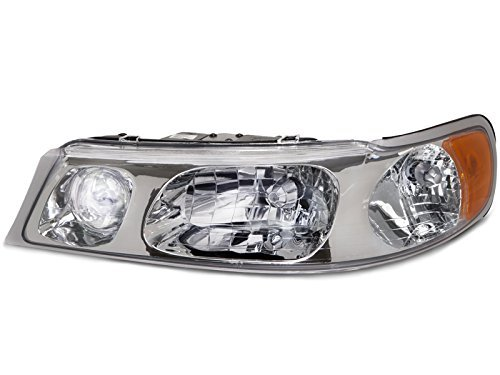 Lincoln Towncar Headlight Headlamp OE Style Replacement Driver Side New