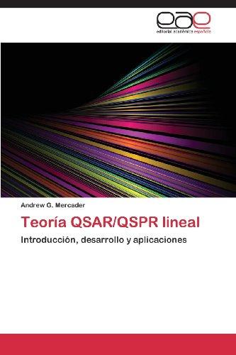 Descargar Libro Teoria Qsar/qspr Lineal Mercader Andrew G.