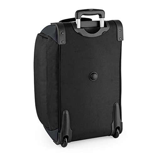 Quadra - grand sac de voyage trolley 65 L - QD970 - Wheely travel bag - coloris noir et gris ag5XSQLFlP
