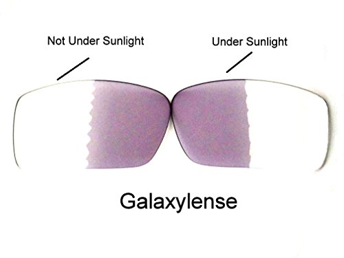 Galaxy Replacement Lenses for Oakley Gascan Photochromic,Transition - Lenses Oakley Gascan Transition