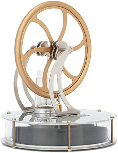 DjuiinoStar Low Temperature Stirling Engine product image