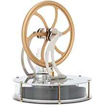 DjuiinoStar Low Temperature Stirling Engine Kit