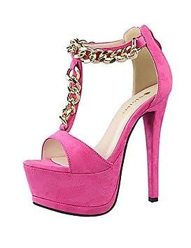 venta caliente barato 100% originales compre los más vendidos YHUJI GGX/Zapatos de mujer-Tacón Stiletto-Tacones-Tacones ...
