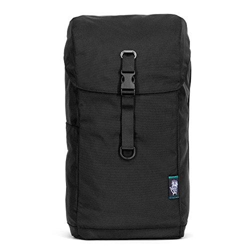 Setia Pack by Ethnotek ballistic black backpack by Ethnotek