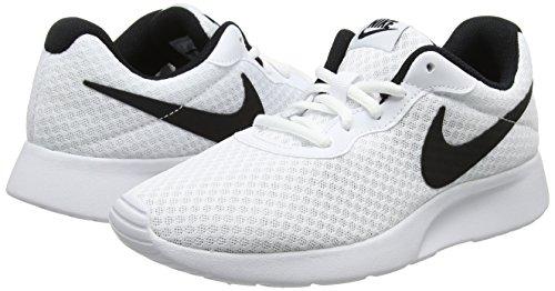black De 100 Black Zapatillas Mujer white Nike Para Running Tanjun Wmns qxRwzv1tz