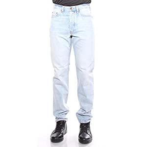 Diesel Men's New Cheyenne 0859H Comfort-Tapered Jeans 100% Cotton