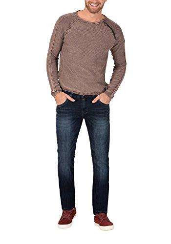 classic Uomo Timezone 3186 Blu Wash Slim Jeans Indigo Eduardotz XqtwztP