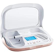 Trophy Skin MicrodermMD Sensitive at Home Microdermabrasion Beauty System for Exfoliation and Anti-Aging