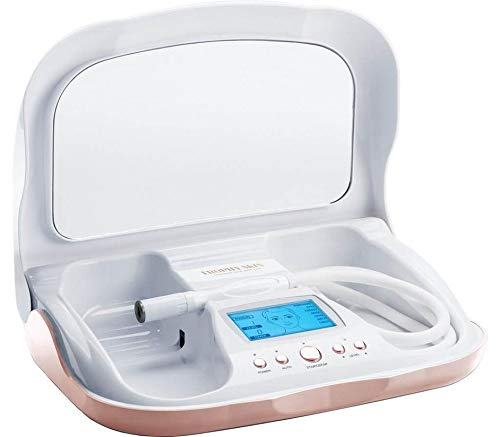 Trophy Skin MicrodermMD Sensitive at Home Microdermabrasion Machine for Beauty Exfoliation and Anti-Aging