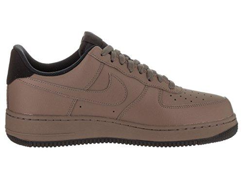 Nike Mens Air Force 1 07 Qs Scarpe Da Basket Scuro Fungo 213