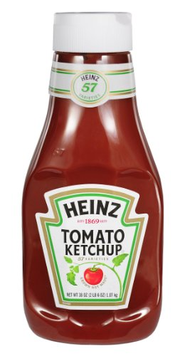 Price comparison product image Heinz tomato ketchup 1070g ~ 6 this